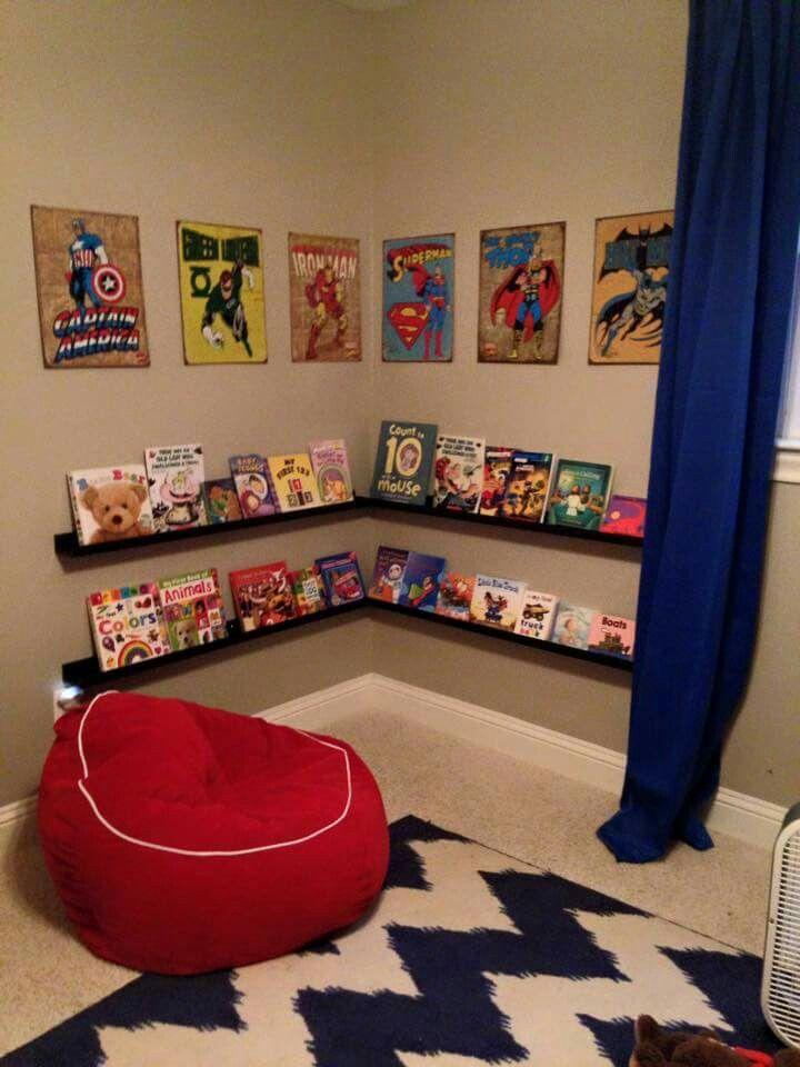 25 best ideas about Superhero room decor on Pinterest
