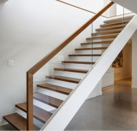 L-shape Modern design america style new solid wood ...