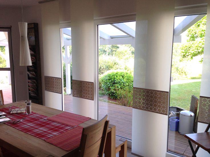 wohnzimmer modern schiebevorhange wohnzimmer modern gardinen ... - Schiebevorhange Wohnzimmer Modern