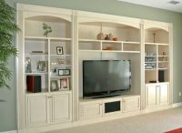 17 Best ideas about Wall Units on Pinterest   Built in tv ...