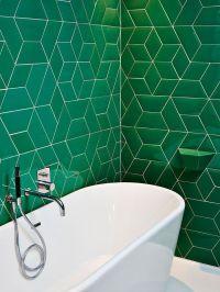 Best 25+ Green bathroom tiles ideas on Pinterest | Blue ...
