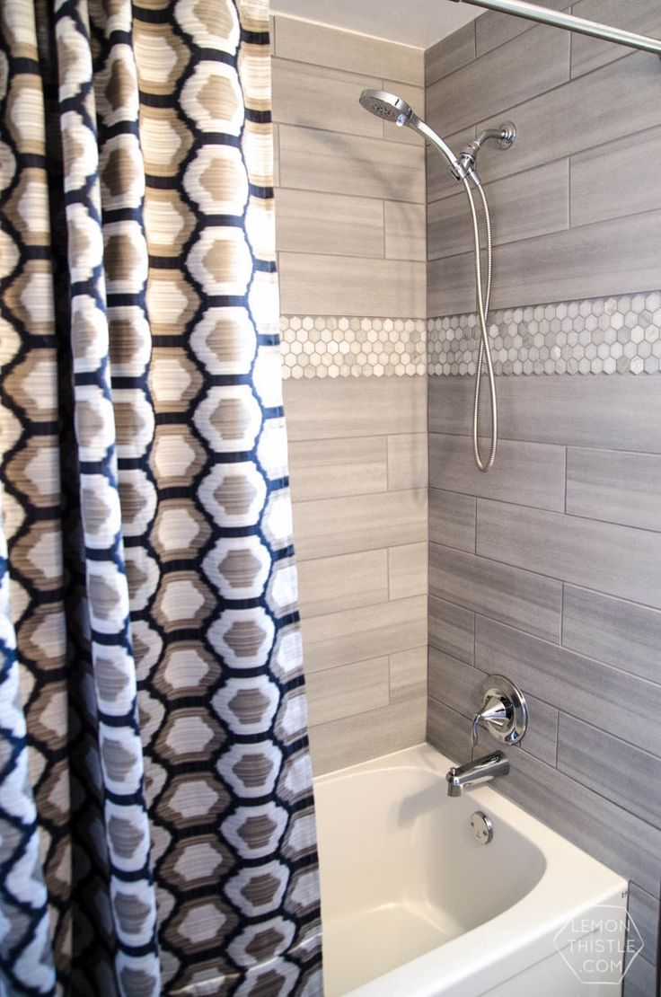 Extra long shower curtain Long shower curtains and Shower curtains on Pinterest