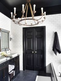 25+ best ideas about Black Ceiling on Pinterest