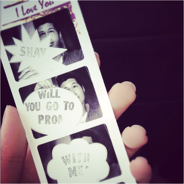 Cutest Way To Ask A Girl To Prom Or Homecoming! Love It