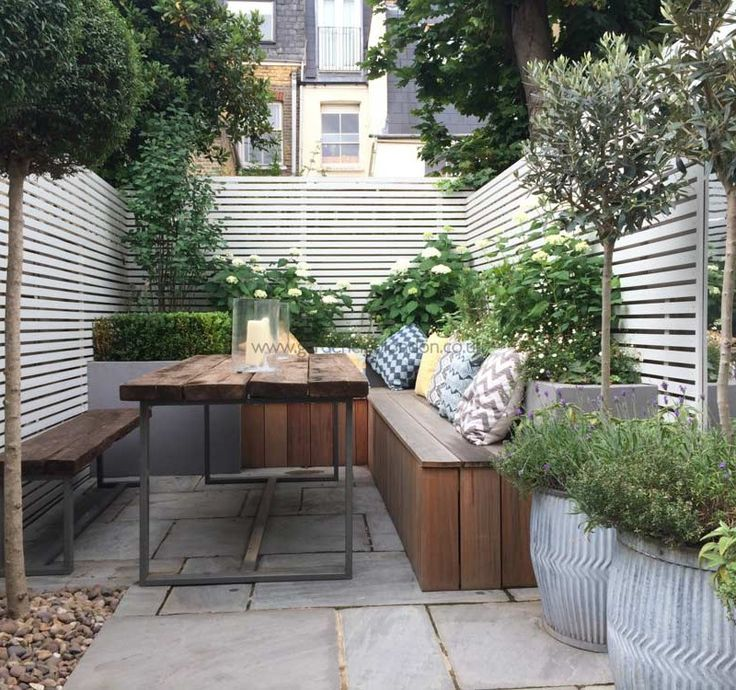 The 25 Best Ideas About Small Courtyards On Pinterest Courtyard