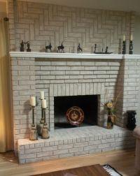 brick fireplaces designs ideas | ... fireplace brick, you ...