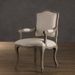 Desk Chair Fabric Gold Covers For Weddings Restoration Hardware - Vintage French Camelback Upholstered Armchair | The Home Pinterest ...