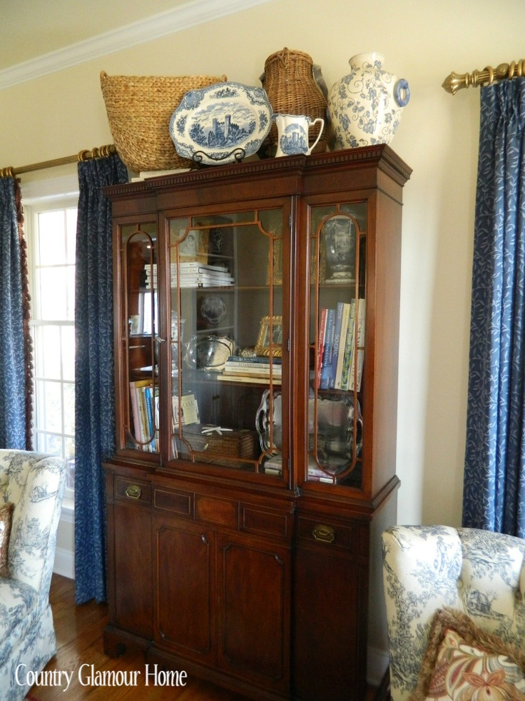 17 Best images about China Cabinets and Hutches on Pinterest  Furniture ideas Cabinets and