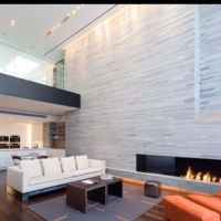 15 best images about Built in with fireplace: Tile or No ...