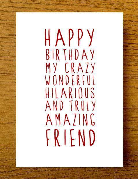 25 Best Ideas About Happy Birthday Friend On Pinterest