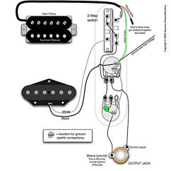 Double Humbucker Wiring Diagram Wds Bmw Online Les Paul Single Coil Telecaster U0026 Cbg In 2019telecaster