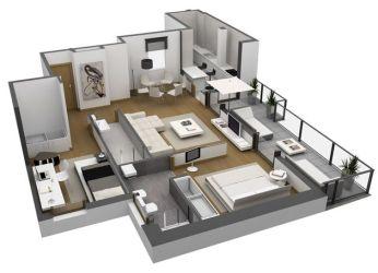 casas dentro por maquetas con casa para sims modernas los plans