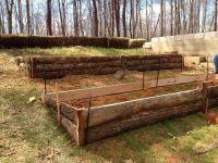 raised garden beds on a hill | Gardening | Pinterest ...
