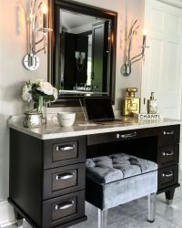 25+ best ideas about Modern Makeup Vanity on Pinterest