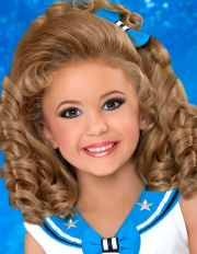 pageant hairstyles little girls