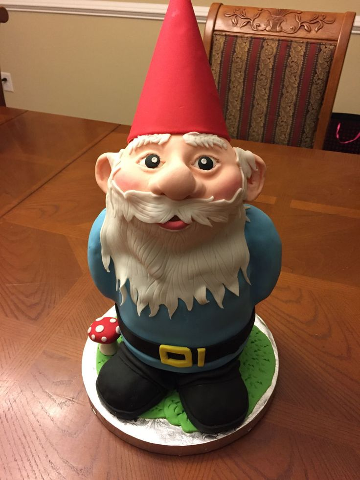 Gnome Cake Cakes Cupcakes And Cookies I Love