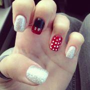 mickey nails
