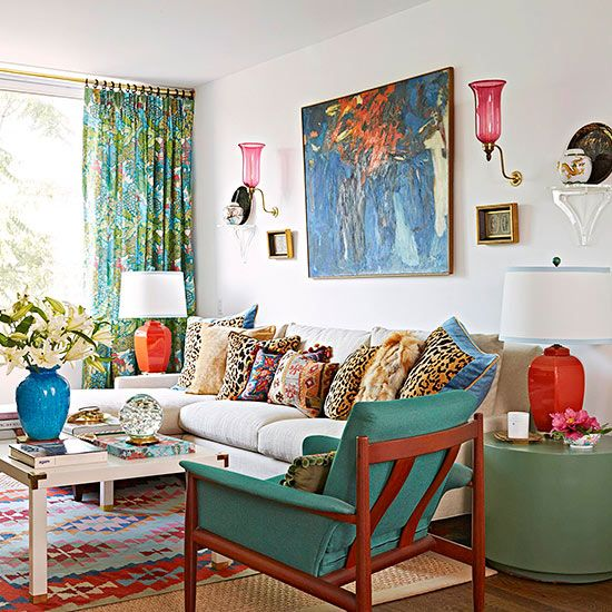 Fresh Decorating Ideas to Reset Your Space  Jewel tones