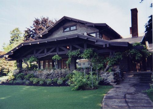 Classic Exterior Color Schemes For Your Vintage Craftsman