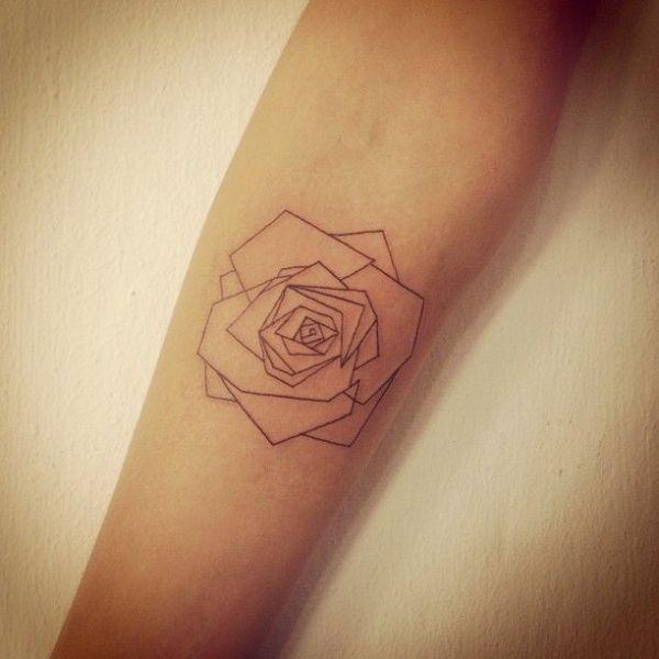 20 Origami Geometric Tattoos Tumblr Ideas And Designs