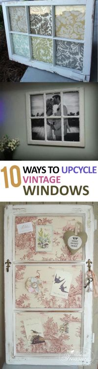 Best 25+ Old window projects ideas on Pinterest