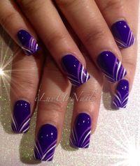 17 Best ideas about Purple Nails on Pinterest | Plum nails ...