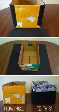 25+ Best Ideas about Paper Boxes on Pinterest | Diy box ...