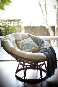 25+ best ideas about Papasan Chair on Pinterest