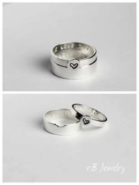 25+ best ideas about Promise rings for couples on ...