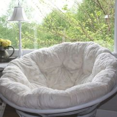 Papasan Chair Frame And Base High Recall Chair... I Think I'm Going To Paint My Too   Stuff Pinterest Cushion ...