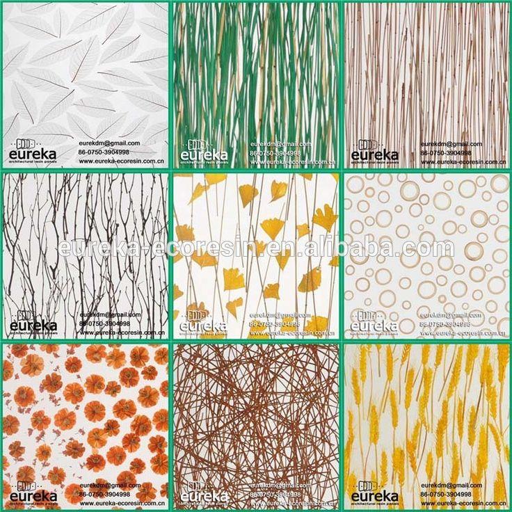 Modern Interior Designs Ecoresin Plexiglass Sheets
