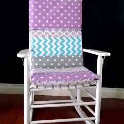 Polka Dot Rocking Chair Cushions Hanging Under 100 Cushion Cover - Grey, Purple, Blue, White Multi | Chairs, ...