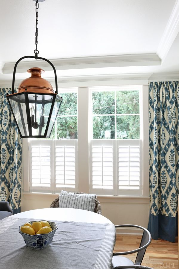17 Best ideas about Half Window Curtains on Pinterest