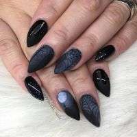 1000+ ideas about Gothic Nail Art on Pinterest | Gothic ...