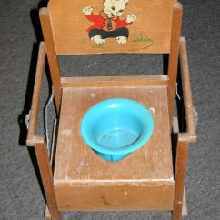 Wooden Potty Training Chair Hello Kitty Spa Pedicure 1000+ Images About Vintage On Pinterest | Seat, And Trays