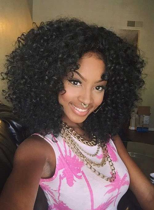 25 Best Ideas About Curly Weave Hairstyles On Pinterest Curly