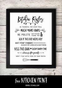 17+ images about Free Printable Wall Art, Quotes, and ...
