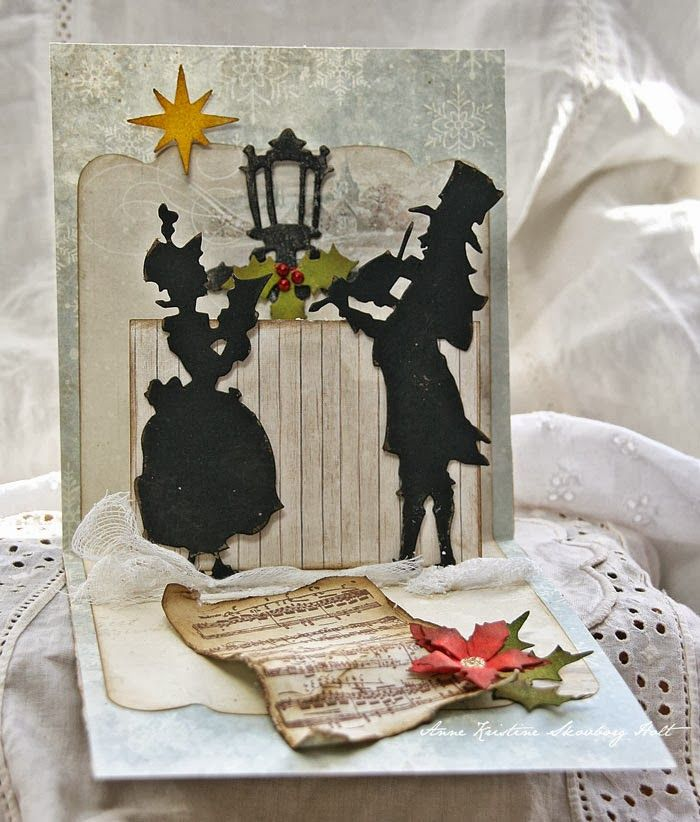 17 Best Images About Tim Holtz Christmas On Pinterest