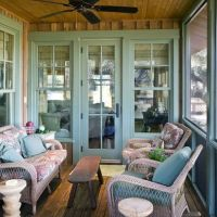 17 Best ideas about Enclosed Porch Decorating on Pinterest ...