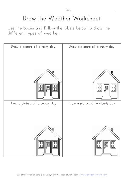 17 Best ideas about Weather Worksheets on Pinterest