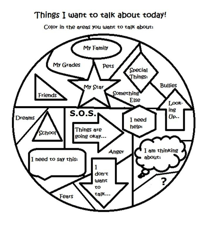 17 Best images about Therapy Printables on Pinterest