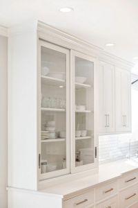 25+ best ideas about Glass cabinet doors on Pinterest ...
