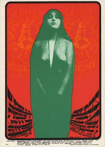 1967 Artists Stanley Mouse Alton Kelleyhttpwww