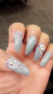 bling nail art ideas