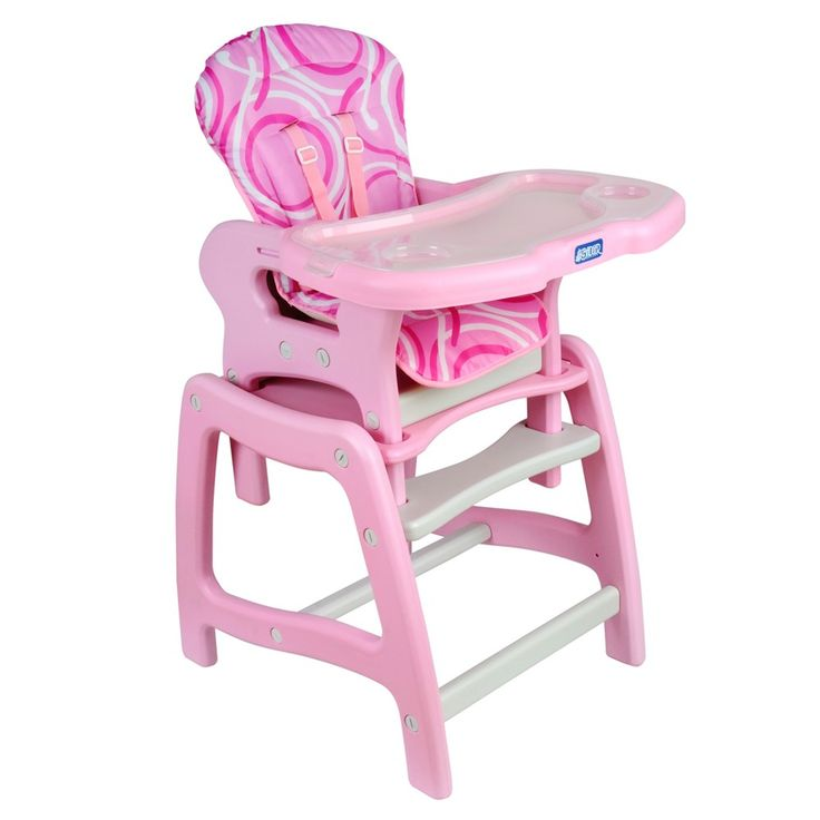 17 ideas about Pink High Chair on Pinterest  Baby girl