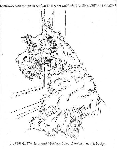 43 best Scottie Dogs: Clip Art. Graphics, Line Drawings