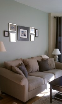1000+ images about Accent walls on Pinterest   Grey walls ...