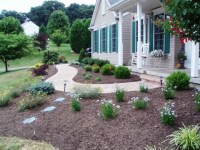 8 best images about front walkway landscaping on Pinterest ...
