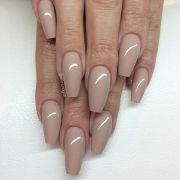 ideas nude nails