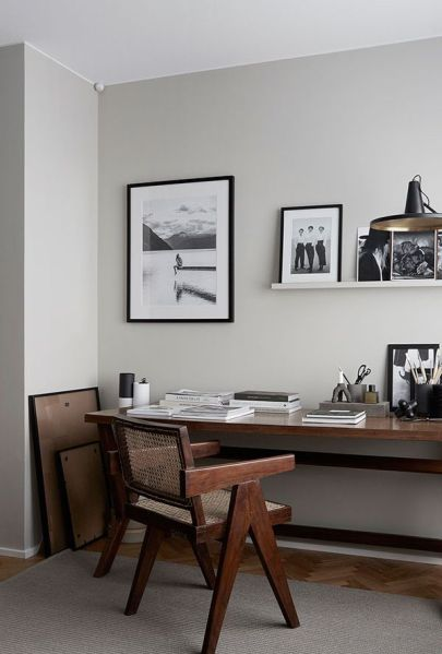dark grey home office 25+ best ideas about Dark Wood Furniture on Pinterest